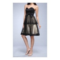 Damen Kleid von Festamo - black