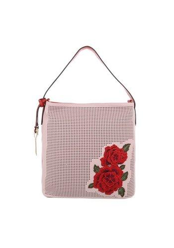 Neckermann Dames schoudertas-roze