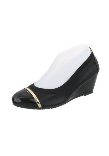 Neckermann Ladies Ballerina`s - black
