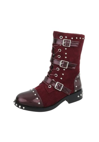 Neckermann Damen Stiefel - rot