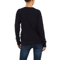 Damen Pullover von Moewy Gr. one size - DK.blue