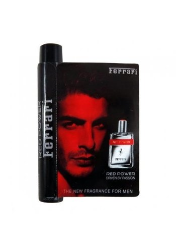 Ferrari Red power intense eau de toilette 1,2 ml