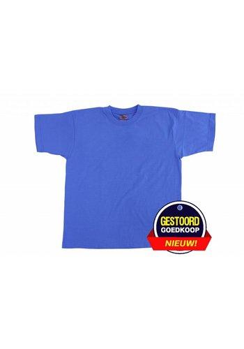 Neckermann T-Shirt unisex für Kinder hellblau