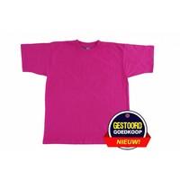 T-shirt unisexe pour enfants fuchsia