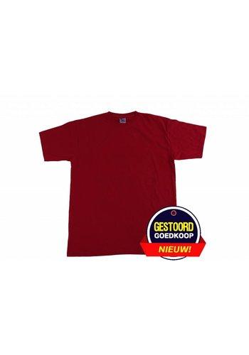 Neckermann T-Shirt Männer rot