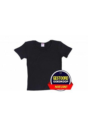 Neckermann T-Shirt Mädchen-Damen schwarz für Kinder