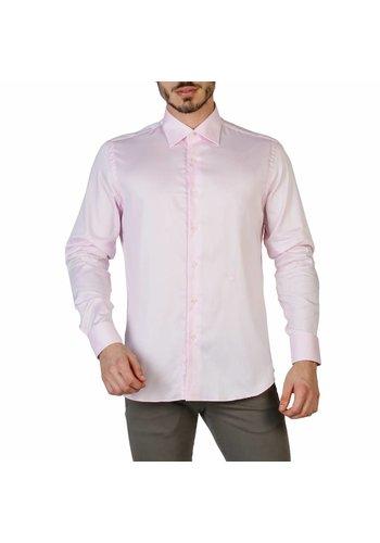 Trussardi Heren Overhemd van Trussardi - roze