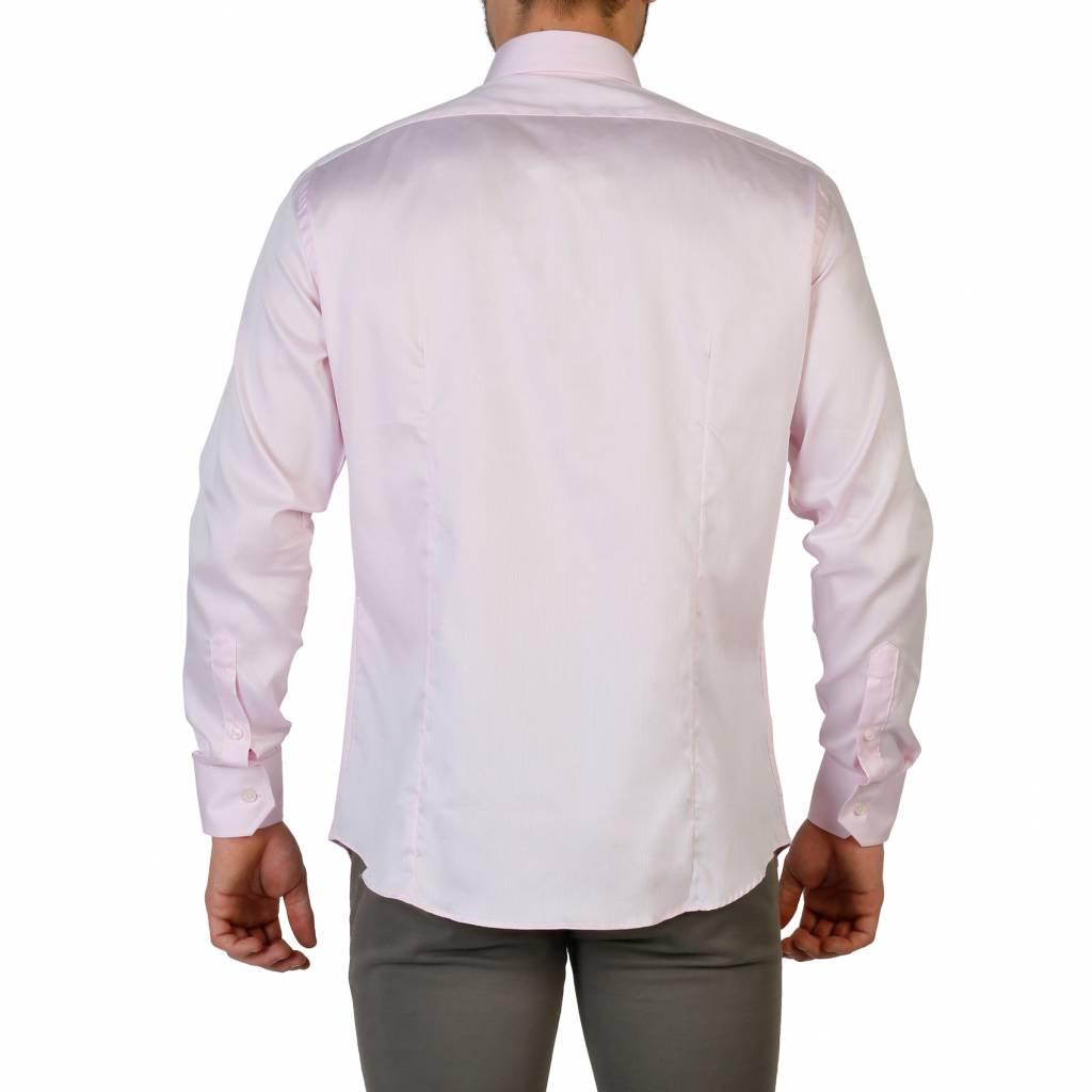 Heren Overhemd Roze.Trussardi 32c20sint Neckermann Com