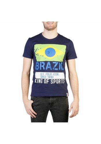 U.S. Polo Assn. Heren T-shirt van U.S. Polo - blauw