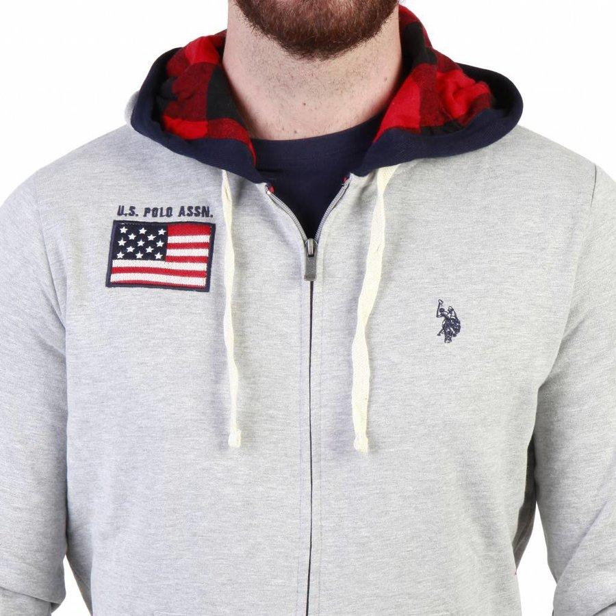 Männer stecken aus US Polo - grau