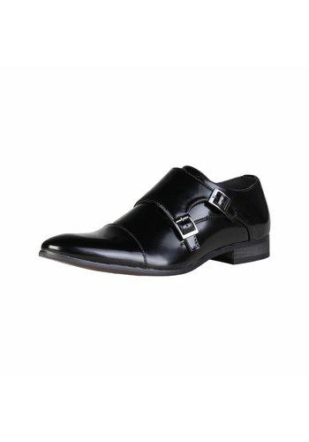 Duca di Morrone Chaussure de travail pour homme par Duca di Morrone JAMES - noir