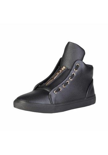 Duca di Morrone Sneaker Homme par Duca di Morrone DUSTIN - noir