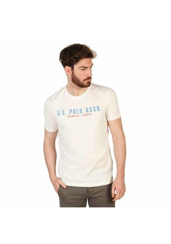 U.S. Polo Tee-shirt homme par US Polo - blanc