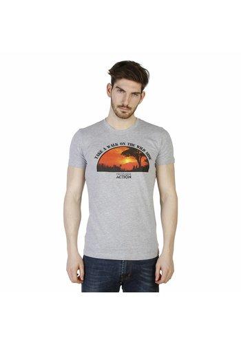 Trussardi Heren T-shirt van Trussardi - grijs