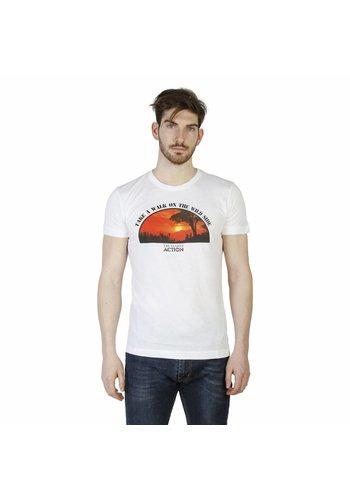 Trussardi Heren T-shirt van Trussardi - wit