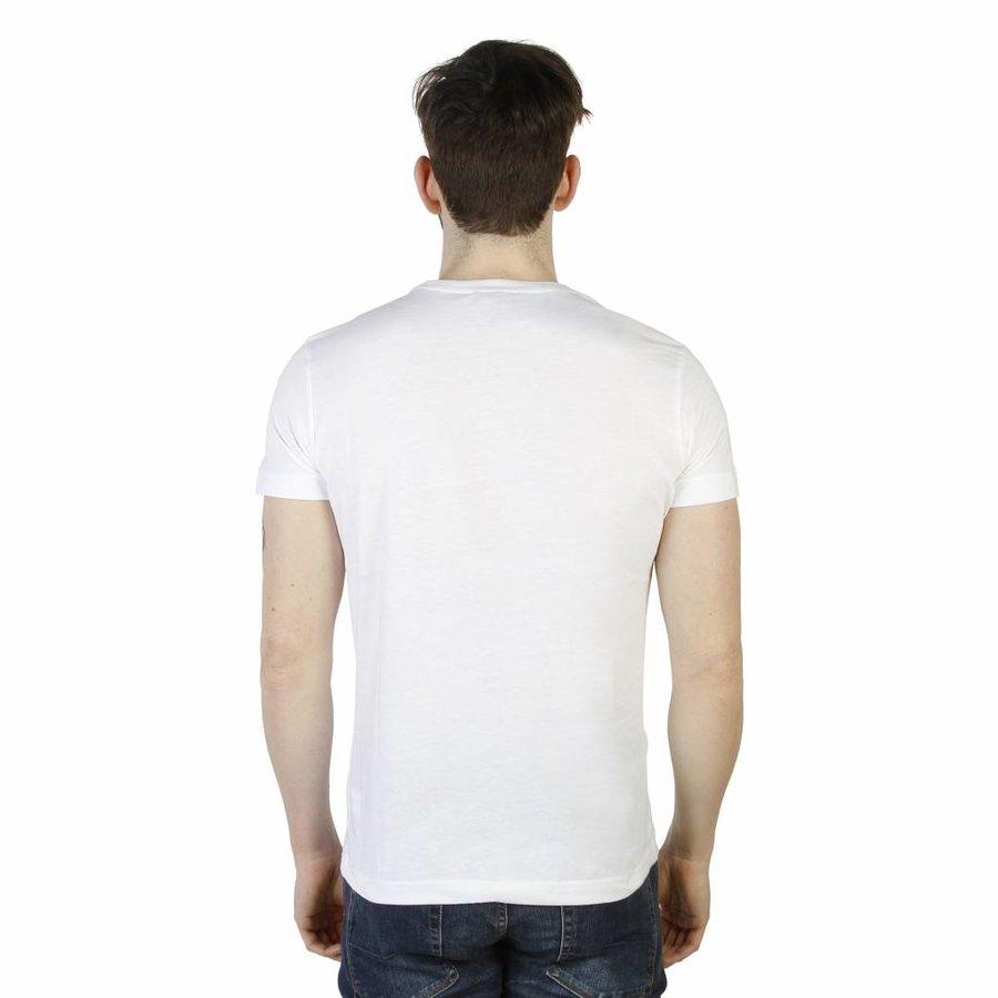 Männer T-Shirt von Trussardi - weiß