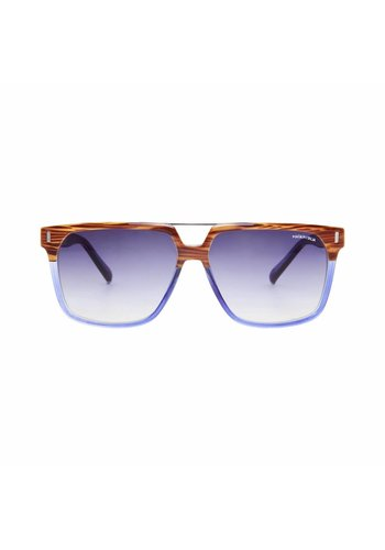 Made in Italia Lunettes de soleil Made in Italia Design RECCO - marron