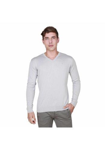 Trussardi Heren Sweater van Trussardi - grijs