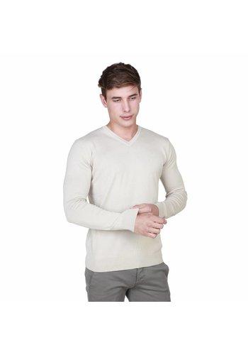 Trussardi Heren Sweater van Trussardi - wit