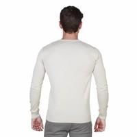 Herren Pullover von Trussardi - weiß