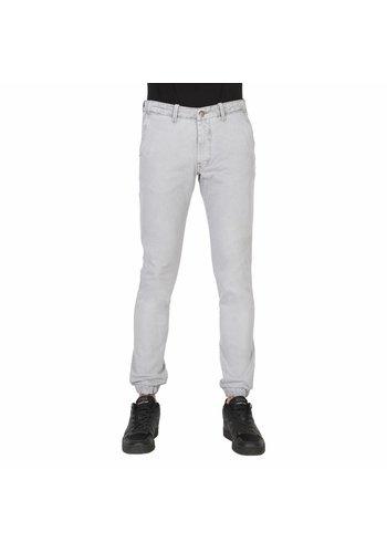 Carrera Jeans Heren Slim fit Broek van Carrera - grijs