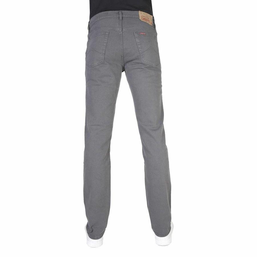 Herren Slim Fit Jeans von Carrera - grau