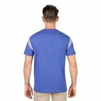 Männer T-Shirt von der Universität Oxford TRINITY-VARSITY-MM - blau