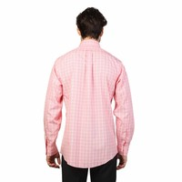 Heren Overhemd Roze.Brooks Brothers 100040445 Neckermann Com