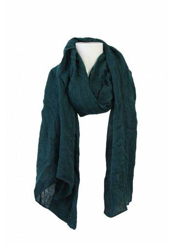 Romano Damen Schal grün gewebt