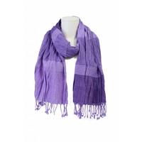 Damen Schal hell lila