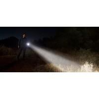 Zaklamp met LED verlichting