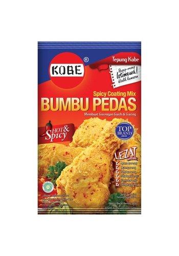 Kobe Tepung Bumbu Pedas - 75 gram