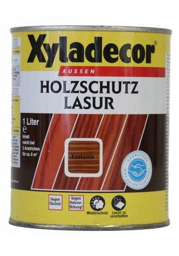 Xyladecor Houtbescherming - kastanje - 1 liter