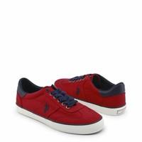 Herren Sneakers von US Polo - rot