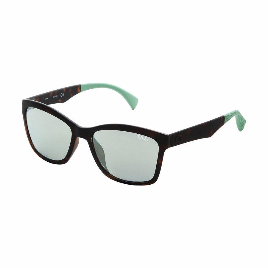 Vermutung Sonnenbrille - blau