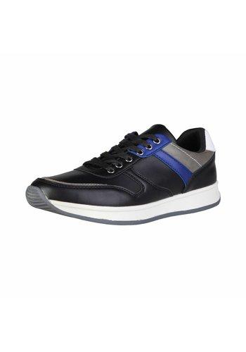 Duca di Morrone Heren Sneaker van Duca di Morrone HARVIE - zwart