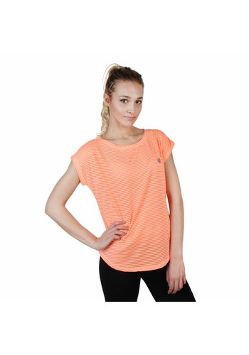 Elle Sport Dames T-shirt van Elle Sport - orange