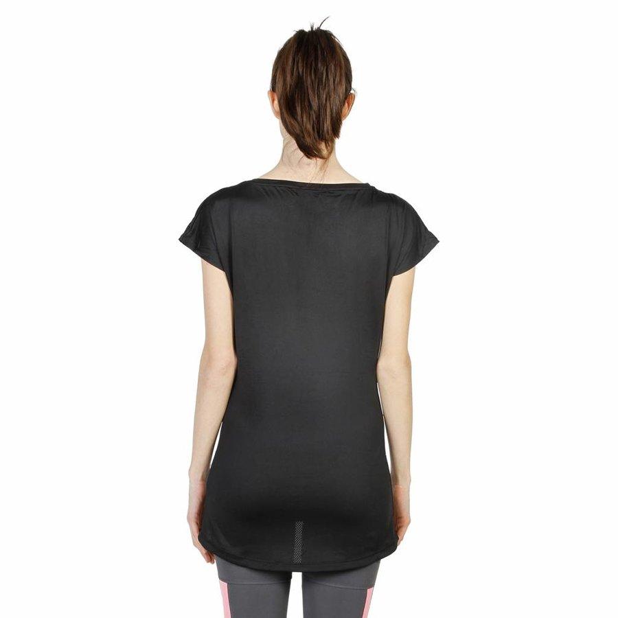 Damen T-Shirt von Elle Sport - schwarz