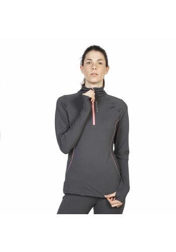Elle Sport Pull Femme par Elle Sport - anthracite
