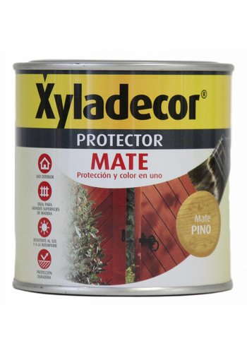 Xyladecor Protector MATE - pijnboom - 375ML
