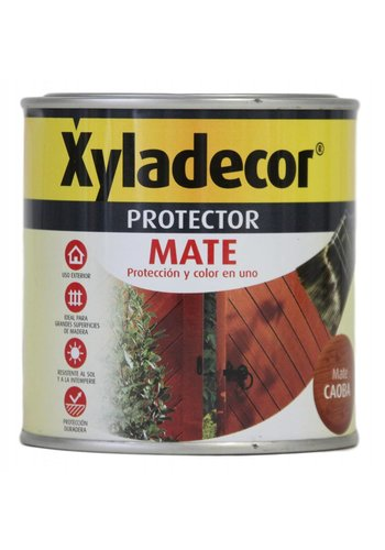 Xyladecor Protector MATE - Mahonie 375 ML