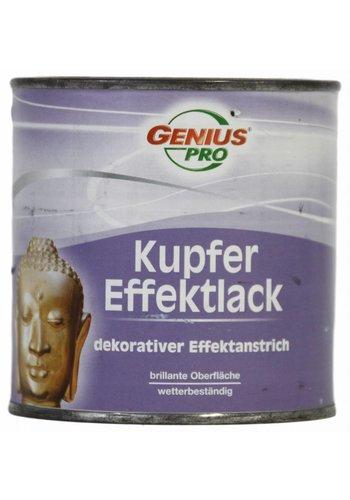 Genius Pro Koper effect verf, kleur oud koper, 375ML