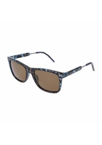 Polaroid Unisex Sonnenbrille - braun / blau