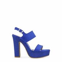 Dames Open hoge hak van Paris Hilton - blauw