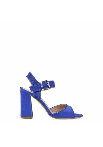 Paris Hilton Ladies Open High Heel von Paris Hilton - blau