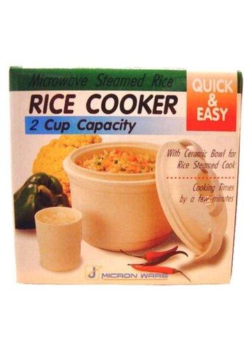 Micron Ware Magnetron rijstkoker