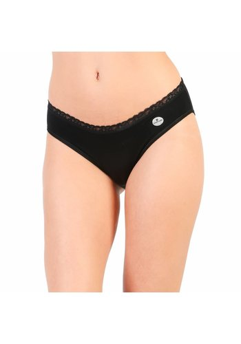 Pierre Cardin underwear Slip Femme par Pierre Cardin EDERA noir