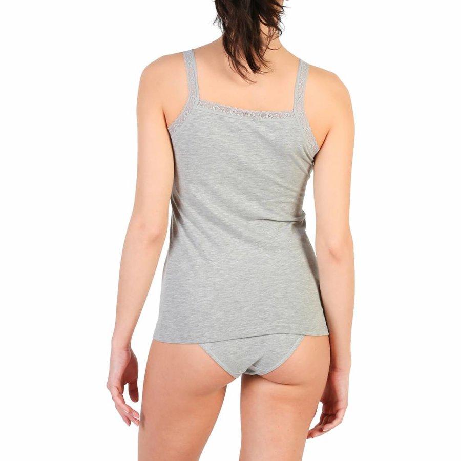 Unterhemd für Damen von Pierre Cardin CAMELIA - grau