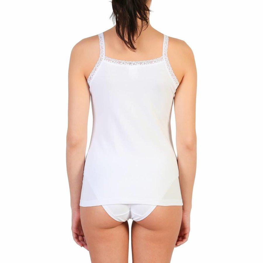 Unterhemd für Damen von Pierre Cardin CAMELIA - weiß