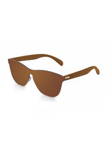 Ocean Sunglasses Lunettes de soleil unisexe de Ocean FLORENCIA - marron